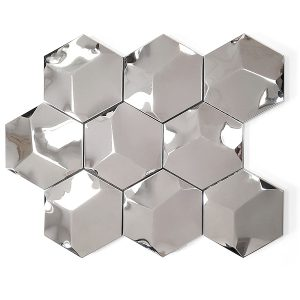 Hexagon Super Mirror