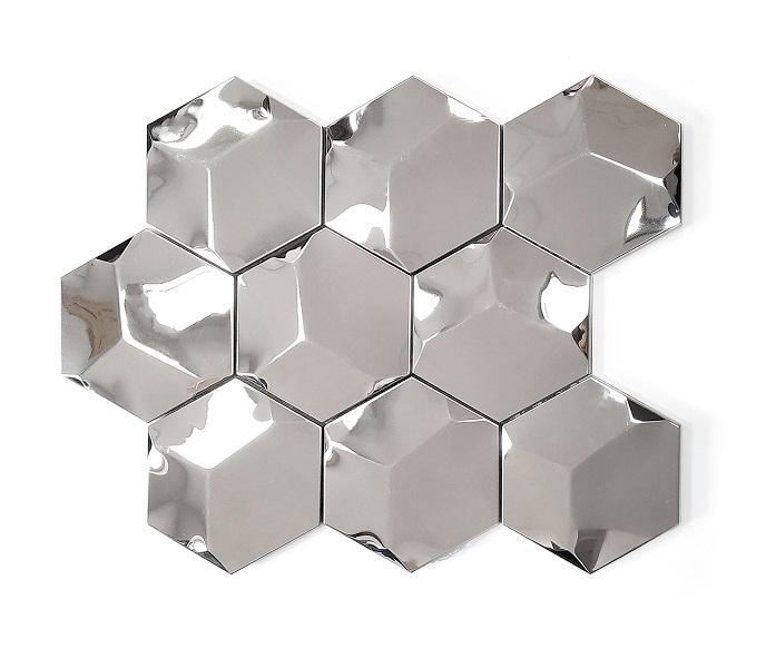 Hexagon Super Mirror