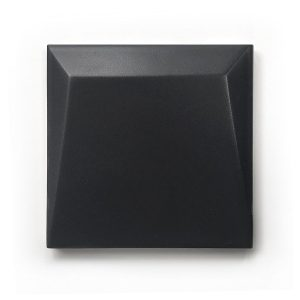 Cube 3D Black Matt