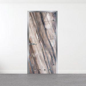 Drzwi Szklane do Łazienki - Wzór GS-244