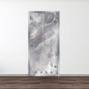 Drzwi Szklane do Łazienki - Wzór GS-303