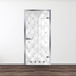 Drzwi Szklane do Łazienki - Wzór GS-250