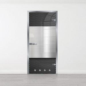 Drzwi Szklane do Łazienki - Wzór GS-300