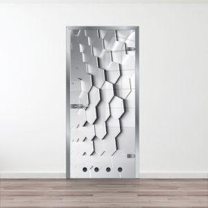 Drzwi Szklane do Łazienki - Wzór GS-06-11