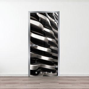 Drzwi Szklane do Łazienki - Wzór GS-06-16