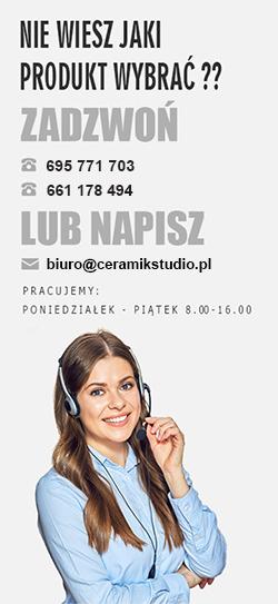 Ceramik Studio Kontakt Sklep