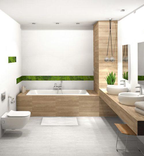 aranżacja łazienki wzór 4