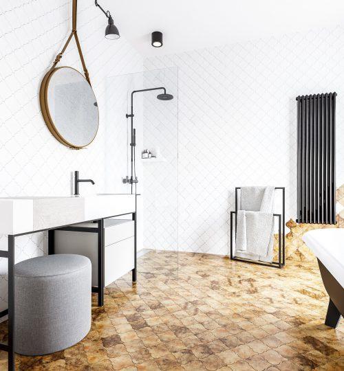 aranżacja łazienki wzór 5